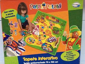 Patati Patatá Tapete Interativo Multibrink