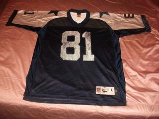 Dallas Cowboys Reebok Size L Muy Amplio Terrell Owens 81