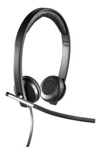 Logitech Usb Headset Stereo H650e - Auricular - En Oreja