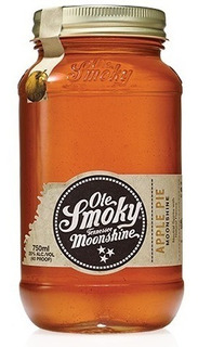 Whiskey Moonshine Ole Smoky Apple Pie Whisky Envio Gratis
