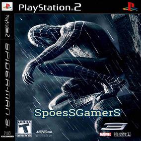Homem Aranha - Spider-man 3 Ps2 Patch Infantil Me
