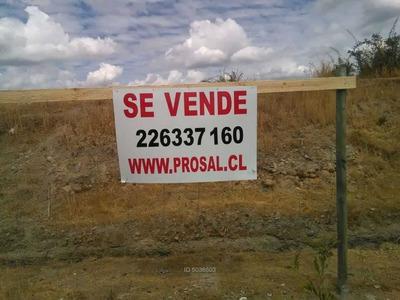 Sitio De 8.700m2 En Ex Fundo San Miguel