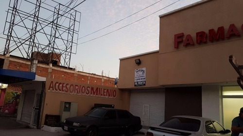 Local Comercial Benito Juárez