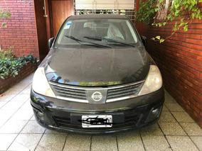 Nissan Tiida Airbags Chocado Dado De Baja Con Alta De Motor