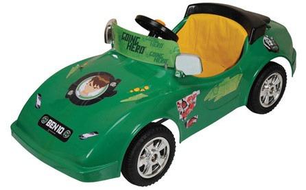 Karting Auto Ben 10 2102 Biemme
