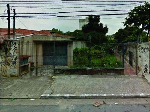 Terreno Residencial À Venda, Vila Antonieta, Guarulhos - Te0065. - Te0065