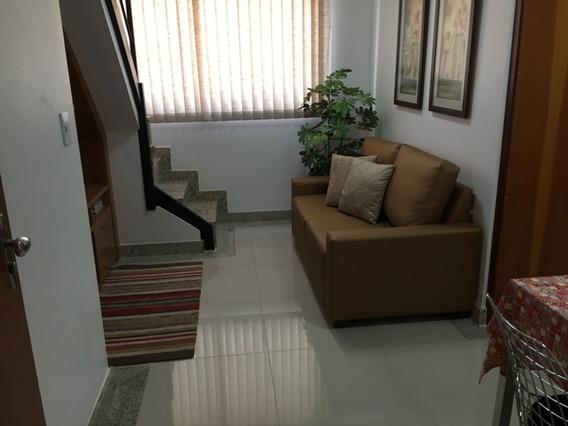 Cobertura Com 2 Quartos Para Comprar No Castelo Em Belo Horizonte/mg - 44827