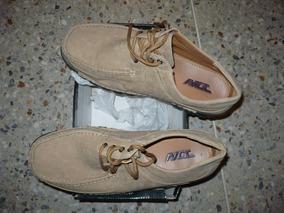 Zapatos Deportivos Marca Dn Color Beige