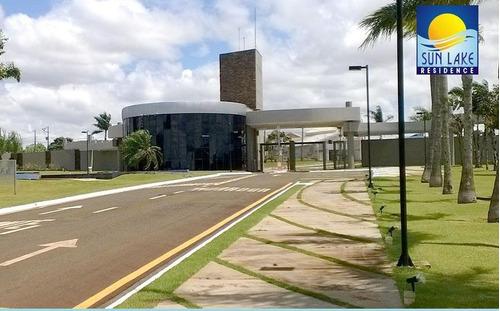Terreno Em Sun Lake Residence, Londrina/pr De 0m² À Venda Por R$ 750.000,00 - Te882298