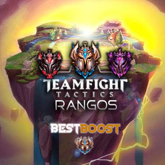 Best Boost Services | Elo-boost Tft Teamfight Tactics