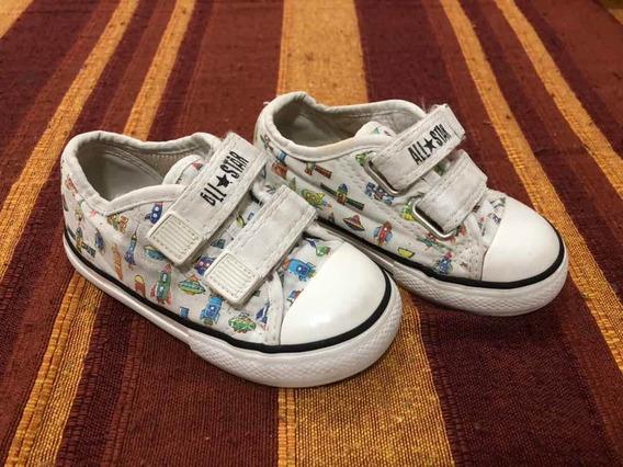 Zapatilla Converse All Stars - Nin@ - Talle 23