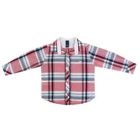 Camisa Bebê Masculino Xadrez