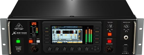 X32 Rack - Mixer Digital Bivolt - Behringer