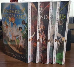 Mangá The Promised Neverland 1 Ao 5