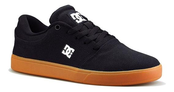 Tênis Dc Shoes Crisis Tx La Black/gum Original