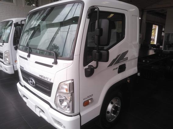 Nuevo Chasis Cabinado Ex100 Hyundai; Autokoreana