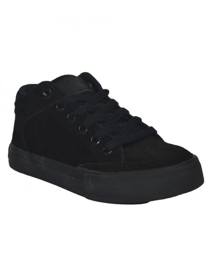 Zapatillas De Niño Rusty Andreuss Total Black Rz010113