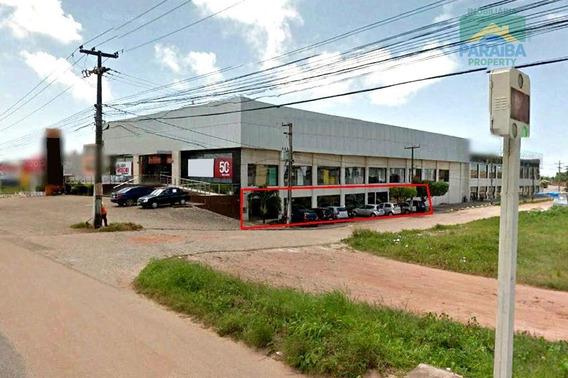 Prédio Comercial Para Locação - Renascer - Cabedelo - Pb - Pr0026
