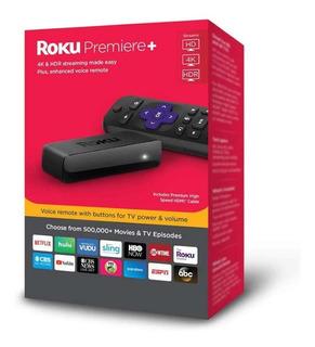Roku Premier Plus 4k & Hdr Smart Tv
