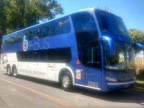 Omnibus - Micro Doble Piso - Marcopolo Oferta- Volvo B 12 R