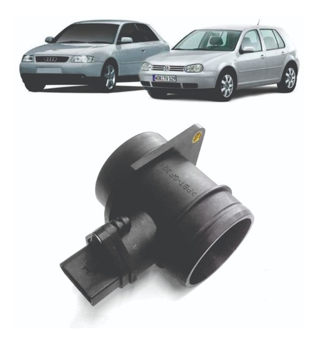 Medidor De Fluxo Vw Golf 2.0 99 Audi A3 1.8 0280218002