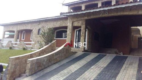 Imagem 1 de 30 de Casa Com 4 Dormitórios À Venda, 400 M² Por R$ 2.650.000,00 - Arujá Country Club - Arujá/sp - Ca0803