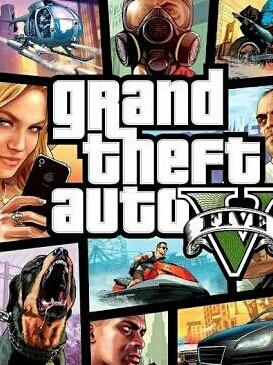 Gta 5 Xbox 360 Midia Digital