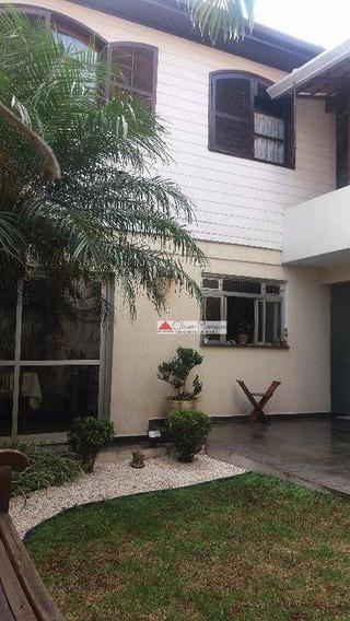 Sobrado Com 4 Dormitórios À Venda, 214 M² Por R$ 899.000,00 - Parque Continental - São Paulo/sp - So1772