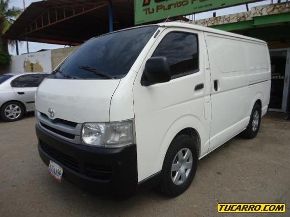 Toyota Hiace Hiace