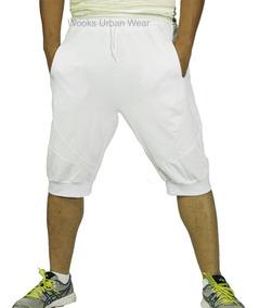 Kit 04 Bermuda De Moletom Skinny Sport Luxo