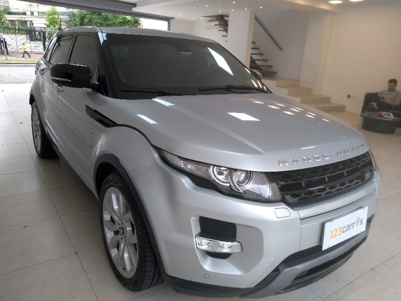 Land Rover Evoque Dynamic 2.0 Aut 5p