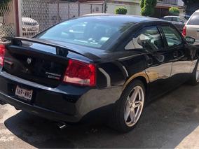 Dodge Charger 6.1l Srt 8 Equipado V8 At 2009