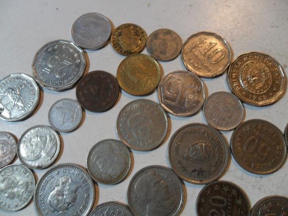 Lote 50 Moneda Argentina Distintas Provingias Antiguas