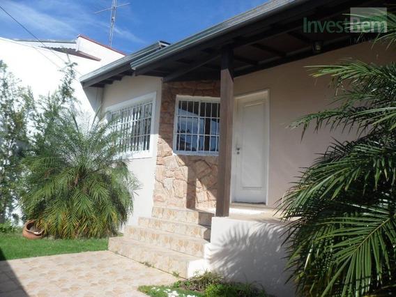 Casa À Venda, Jardim Das Palmeiras, Valinhos. - Ca0285