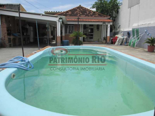 Casa Única No Terreno - Paca30547