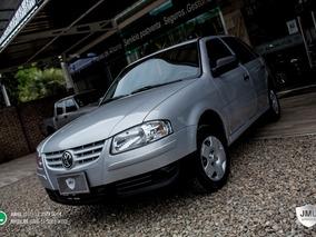 Volkswagen Gol Power Plus Aa 5 Puertas 2008 Nafta Plata