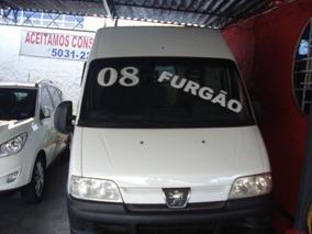 Peugeot Boxer Furgáo 2.8 Hdi 350lh Longo Teto Alto 5p