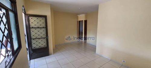 Casa À Venda, 67 M² Por R$ 330.000,00 - Igapó - Londrina/pr - Ca2090