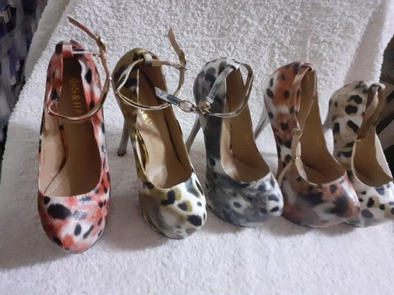 Zapatos Mujer Import. Animal Print Mayor/menor Envio Gratis