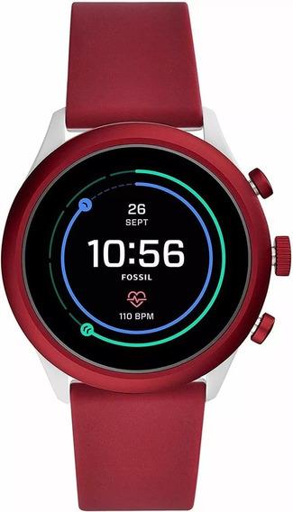 Smartwatch Fossil Reloj Inteligente Deportivo 4 Gen 43mm
