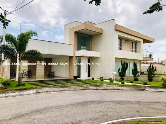 Casa Em Condomínio Para Venda Em Parnamirim, Parque Das Nações - Parque Morumbi, 4 Dormitórios, 3 Suítes, 5 Banheiros, 4 Vagas - Cas1153-parque Morumbi
