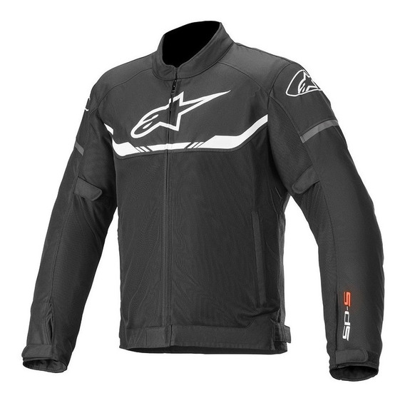 Jaqueta Alpinestars T Sps Air Ventilada Para Motociclista