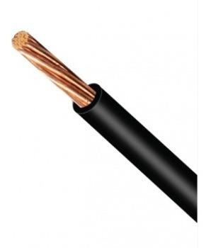 Cable Eléctrico Thw Aleacion Al Cal 8 Mavrik Negro 25m 5976