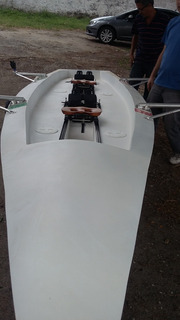 Double Skiff Oceanico. Barco A Remo De Mar!