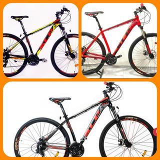 Bicicleta Mtb Slp 200 Pro R29 24v H/bloqueo F/disco + Regalo