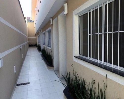 Imagem 1 de 15 de Casa Em Condomínio Para Venda - Apenas 6 Casas  - 02 Dorm Sendo 01 Suite E 01 Vaga - 69m² - V2799 - 69672865