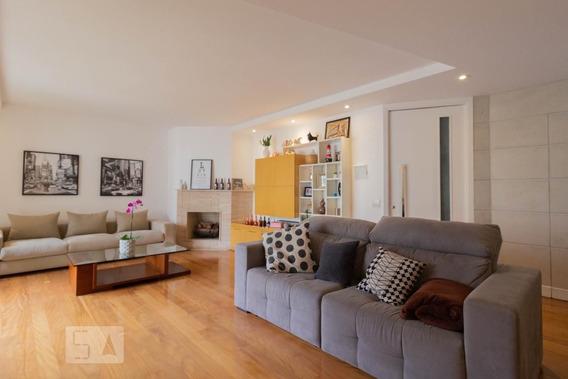 Apartamento No 6º Andar Mobiliado Com 3 Dormitórios E 2 Garagens - Id: 892980528 - 280528