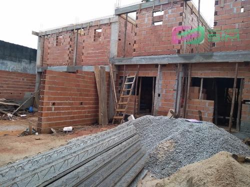 Imagem 1 de 2 de Casa Sobrado Em Parque Oratorio - Santo André - 4617