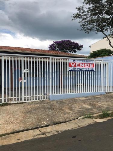 Imobiliária Em Campinas Homegods, Valor De Venda: R$ 640.000,00 Casa Térrea Em Sousas No Vila Bourbon - Ca00647 - 34749282