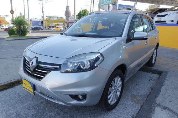 Renault Koleos Dynamique 4 Cil 2.5 Lts. factura Original